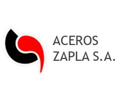 ACEROS ZAPLA SA